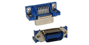 SCSI Right Angle Ribbon Connector | 112 series