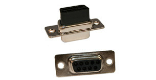 db9 connector | crimp and poke d-sub connectors | 170 series