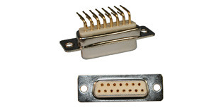 173-E Series D-Sub Connector