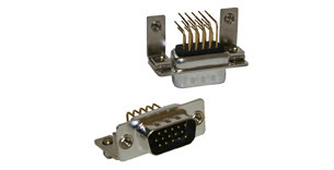 181 Series D-Sub Connectors