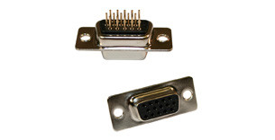 195 Series D-Sub Connectors