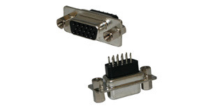 198 Series D-Sub Connectors