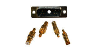 682 Series Combo-D Connector