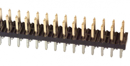 2mm Header and Receptables are typically designed for board to board connections.
