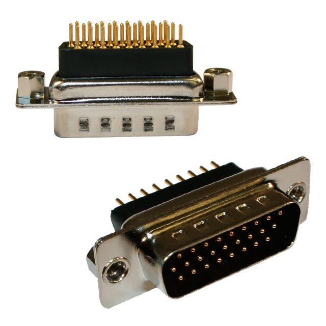 196 Series D-Sub Connectors