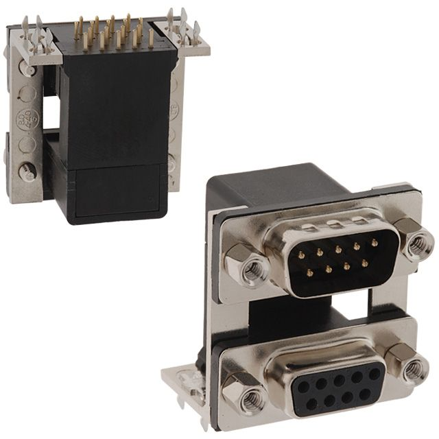 178 Series D-Sub Dual Port Connector