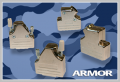 armor ruggedized backshells