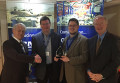 Mouser NorComp Excellence Award 2014