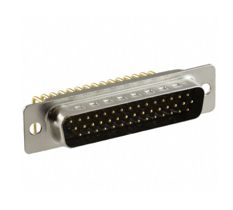 DDMM36W4PG 32 Contacts 4 Combo D DMM Series Plug Right Angle DDMM36W4PG DD-36W4 Combination Layout D Sub Connector