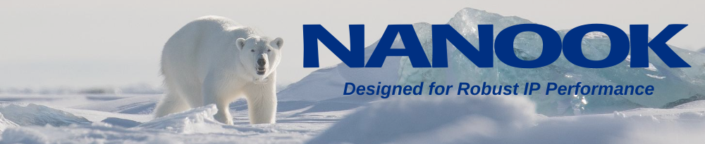 NANOOK | Designed for Robust IP Performance