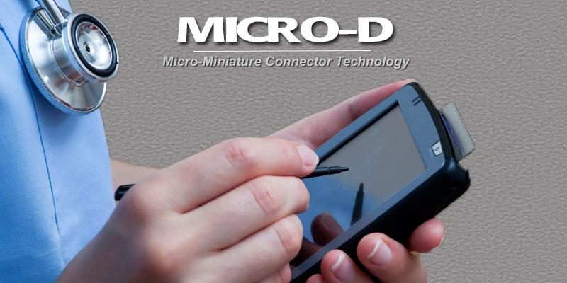 MICRO-D Miniature D-Sub Connectors